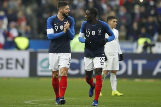 France - Uruguay: Winning Blues, a summary of the match