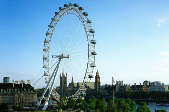Visite de Londres le jour