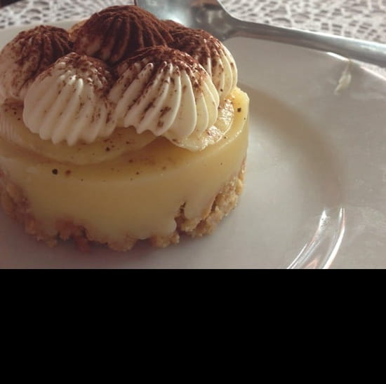 Dessert : Chez Jules Krepategi  - Sablé -