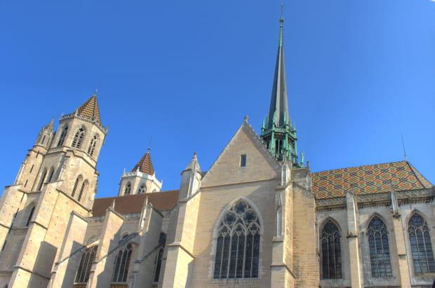La cathédrale Saint-Bénigne, Dijon