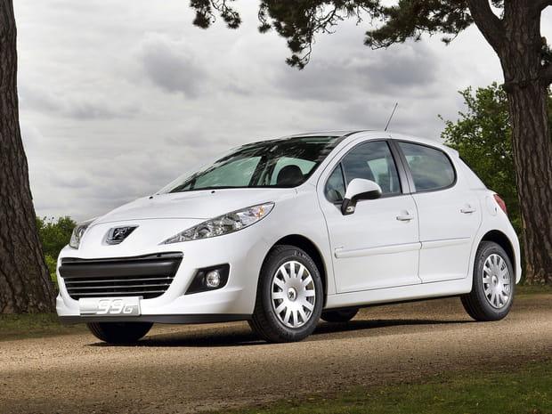 Numéro 25: Peugeot 207/207+