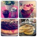 Le Goût-Thé  - Cheesecake-Cupcake-Cookies -