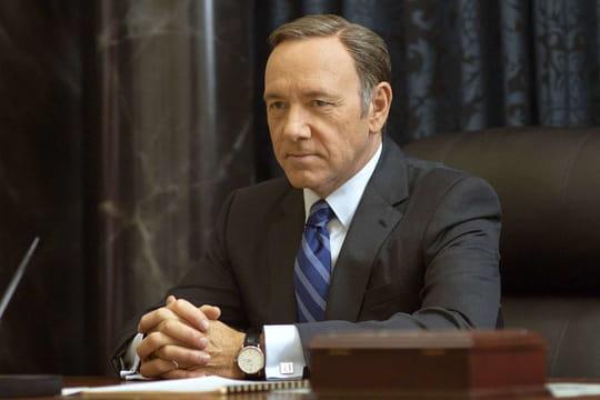 House of Cards saison 6: l'équipe accuse Kevin Spacey de harcèlement sexuel