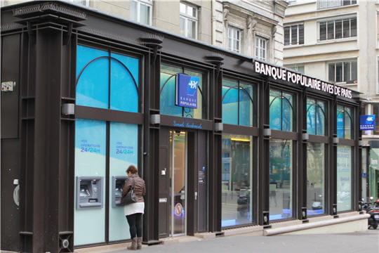 La Banque Populaire Rives De Paris Ouvre L Ere Des Boutiques Bancaires
