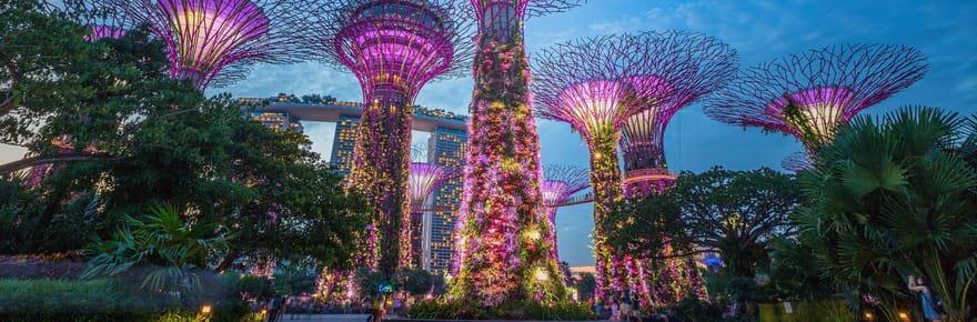 20lieux incontournables à ne pas manquer à Singapour