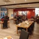 Chez Richard  - Salle de restaurant -   © Alix Sauvageot