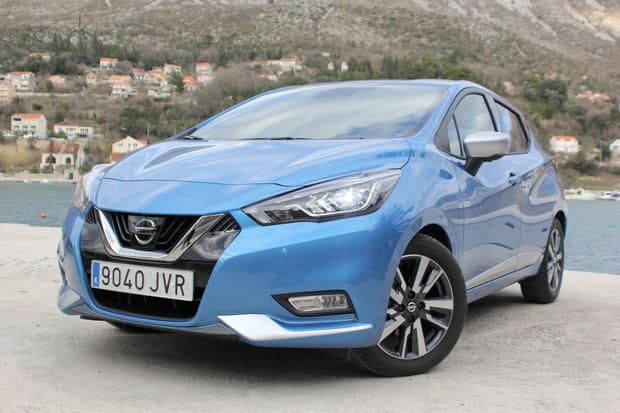 Une toute nouvelle Nissan Micra