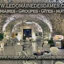 Le Domaine des Dames  - carte visite page facebook -   © Van Damme Michel