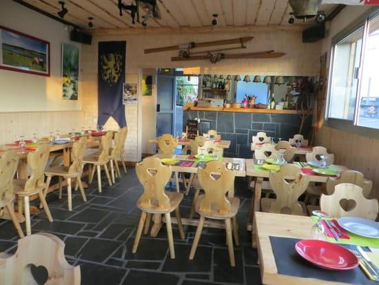 L'Assiette Comtoise  - salle -