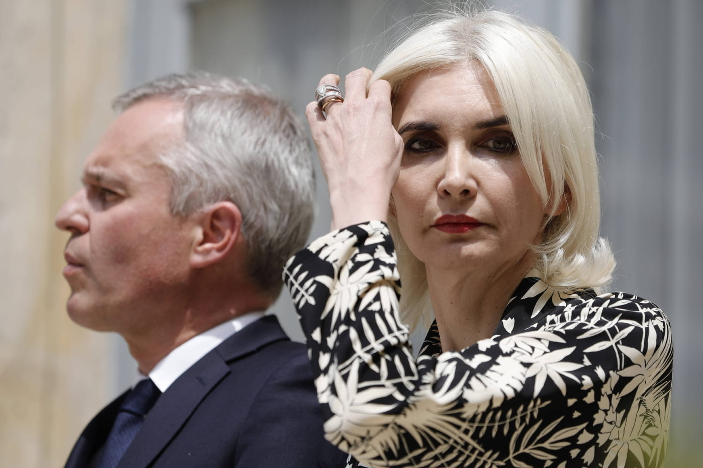"""Séverine Servat: la femme de François de Rugy """"piégée par une amie"""""""