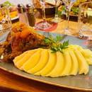 Plat : SOFA Café  - Poulet rôti, jus de braisage, pomme purée mison -   © sofacafeparis9