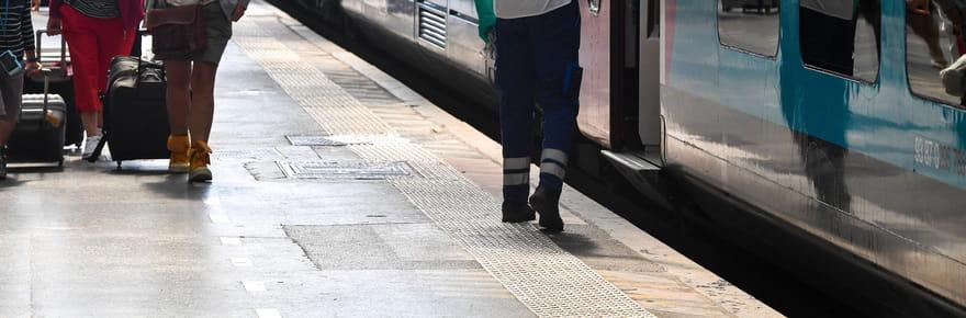 Transportet couvre-feu: à la SNCF, le billet de train sert d'autorisation