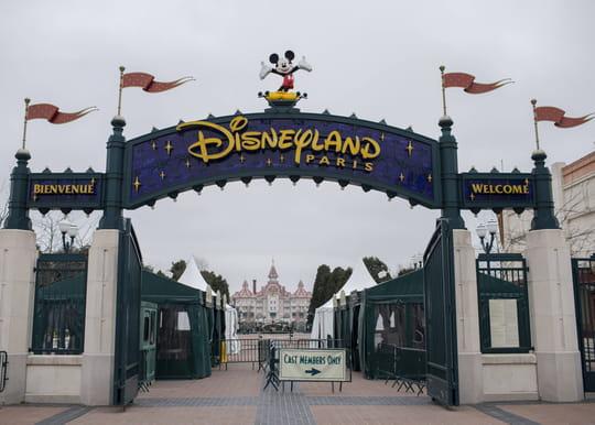 Disneyland Paris2021: la date de réouverture repoussée au 2avril