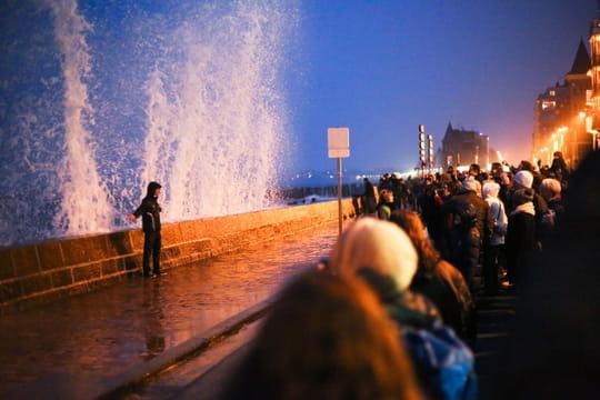 Marée du siècle : les plus belles photos