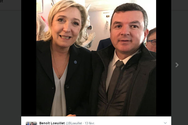 Le patron du FN à Nice suspendu — Propos négationnistes
