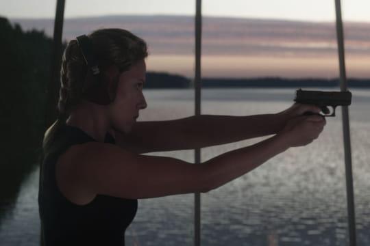 Black Widow: le méchant Taskmaster se dévoile dans un nouveau trailer