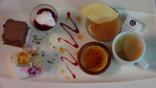La Petite Auberge  - café gourmand -