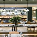 Restaurant : Le Rive Droite à la Grande Epicerie de Paris  - La salle -   © RiveDroite