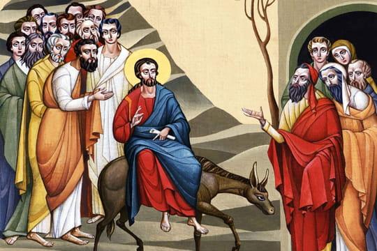 Dimanche des Rameaux: la semaine sainte et de Pâques chez les chrétiens expliquée