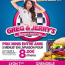 Greg and Jerry's  - Prix entre amis -