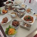 Ou Kiang  - le menu indonésien -