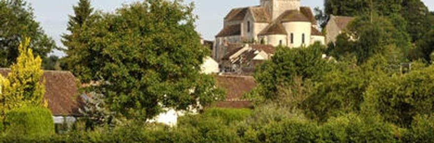 Plus beaux villages d'Ile-de-France