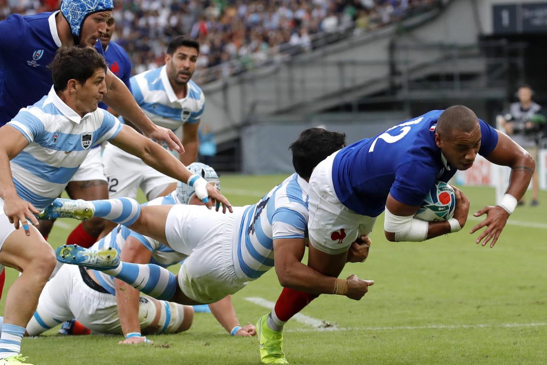 XV de France Masculin - Fédération Française de Rugby