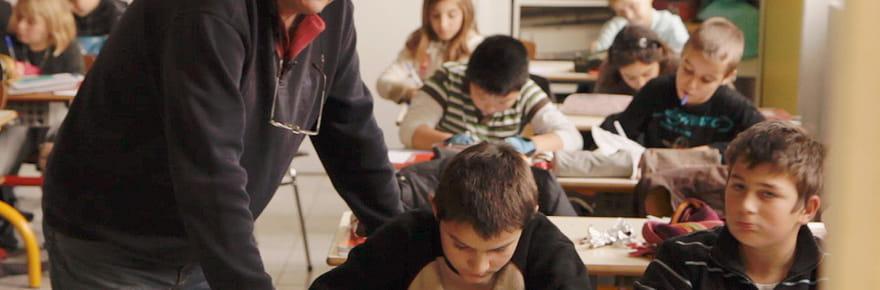 """Jeu-concours """"Mon Maître d'école"""" : gagnez 50 places pour aller voir le film"""