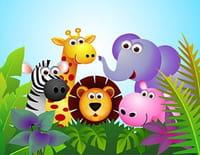 ABC Dino : L'île du Z