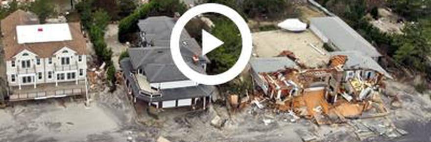 Ouragan Sandy : une catastrophe historique en vidéo