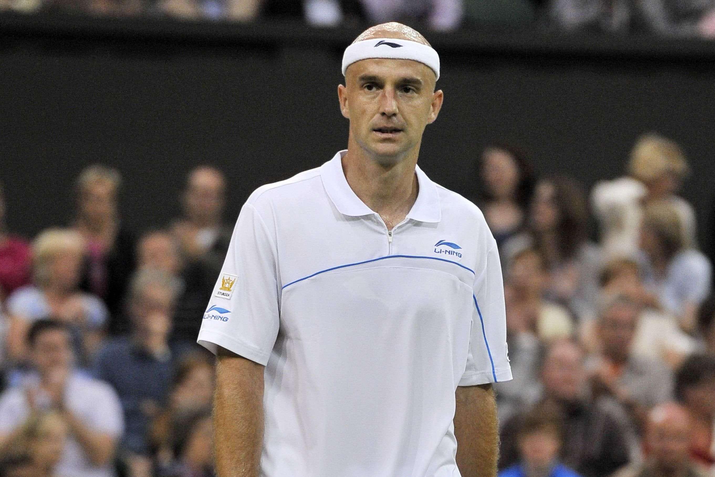 Ivan Ljubicic (tennis) Ljubicic Serve