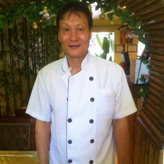 Restaurant : Royal Bangkok  - Michel le chef Thaï -