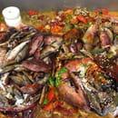 Plat : Au Pied dans le Plat  - Soupe de poisson maisln -