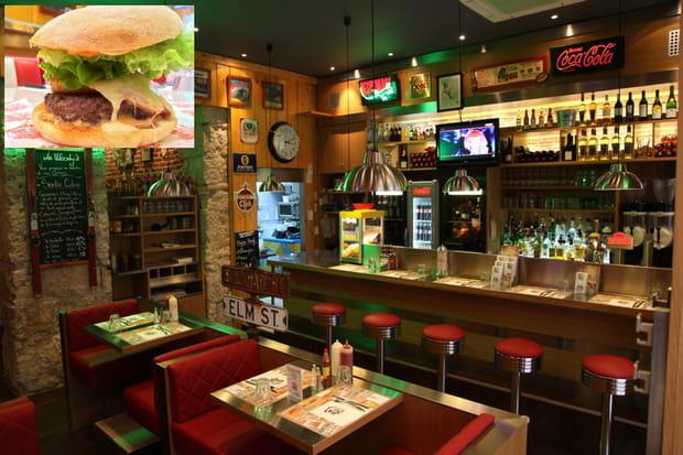Woody's diner à Nice