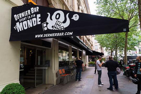 Le Dernier Bar avant la Fin du Monde, uncafégeekàParis