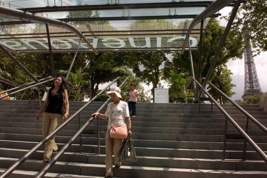 CinéAqua: votre visite à l'Aquarium de Paris, adresse à Trocadéro
