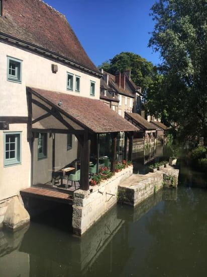Restaurant : Le Moulin de Ponceau  - La veranda -   © Le moulin de ponceau