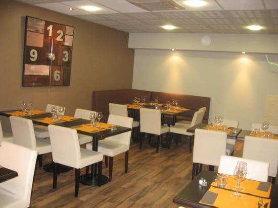 Les Platières  - la salle à manger et salon privé -