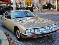 Vintage Garage : occaz à tous prix : Citroën SM