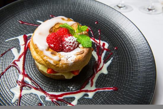 Dessert : Le Sâotico  - Le Sâotico – restaurant gastronomique avec terrasse à emporter livraison bar cocktails Richelieu Drouot Bourse Paris 2 -   © Le Sâotico