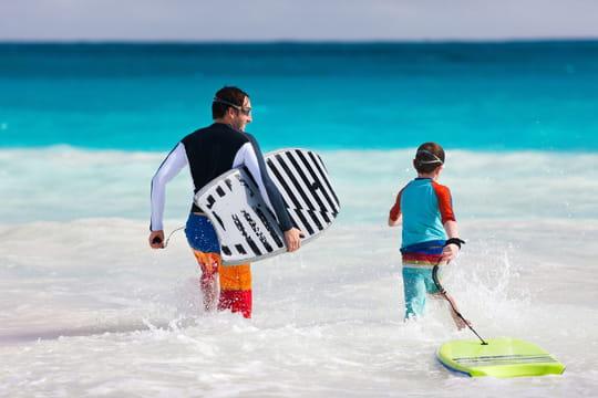 20 activités familiales de bord de mer