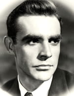 Sean Connery jeune