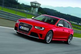 Audi RS4: laproduction déjà arrêtée?