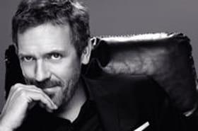 Hugh Laurie, nouveau visage de L'Oréal Men Expert