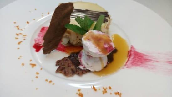 Dessert : L'Ardoise du XV