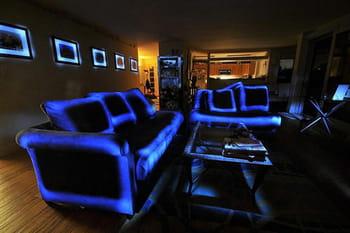 Un Salon Futuriste
