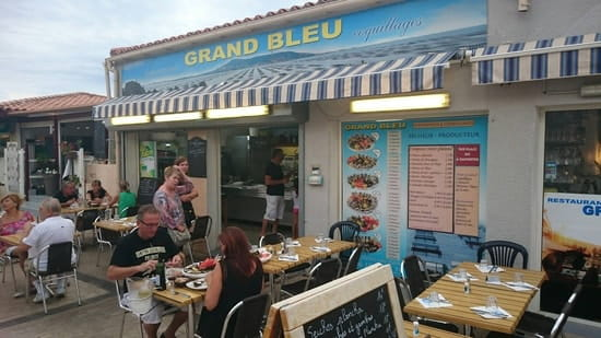 Restaurant : Grand Bleu  - Le grand bleu  -