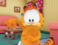 Garfield & Cie : La langue au chat