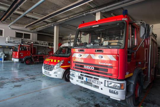 Incendie à Villeurbanne: un air toxique? Ce que disent les analyses