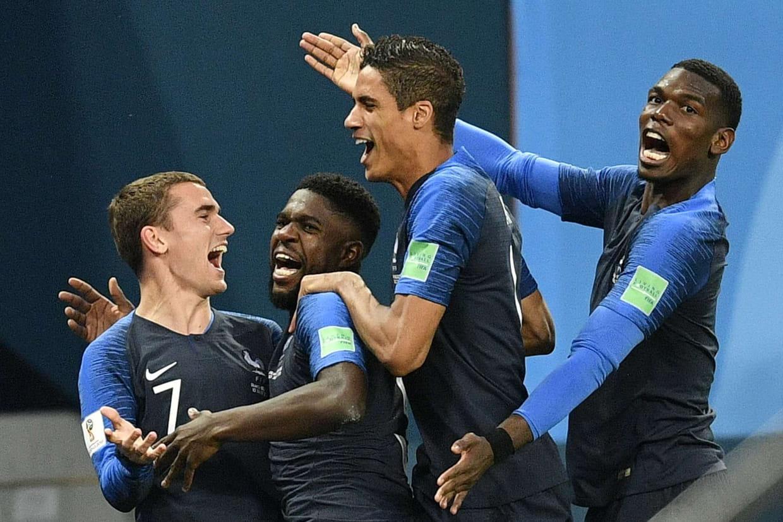 Gain coupe du monde quelle prime pour l 39 quipe de france - Coupe de france l equipe ...